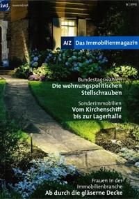 AIZ | Das Immobilienmagazin 9/2013