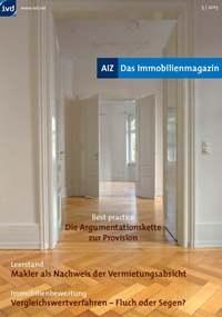 AIZ | Das Immobilienmagazin 5/2013